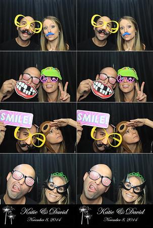 Katie & David 11.8.14 @ Palmettos