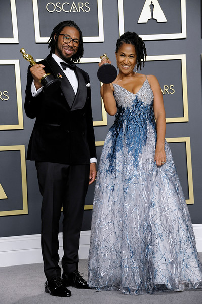 PRESSROOM WINNERS AND PRESENTERS FOR THE 92ND OSCARS ON FEBRUARY 9, 2020. PHOTOS BY VALERIE GOODLOE