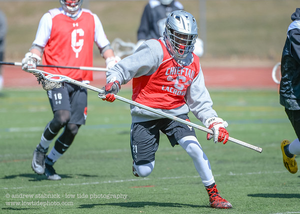 Preseason Scrimmages - Guilford, Granby - March 2018