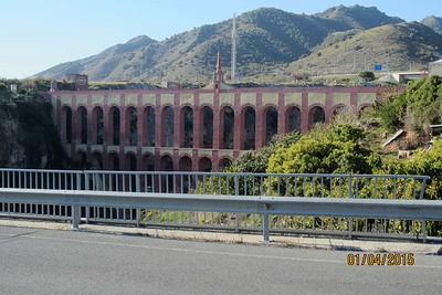 Travelling from La Linea to La Herradura [Vivienne]