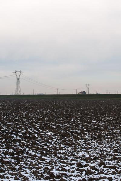 Winter - Crevalcore, Bologna, Italy - December 10, 2012