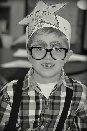 Kindergarten Celebrates 100th Day