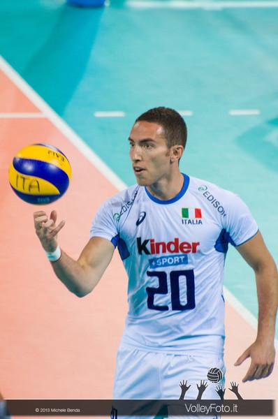 Salvatore Rossini [ITA] - Italia-Iran, World League 2013 - Modena