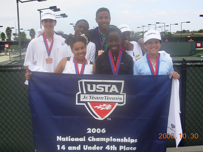 National Junior Team Tennis Championships