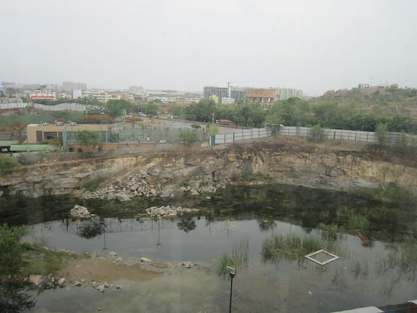 June 2012: Ramoji Film City