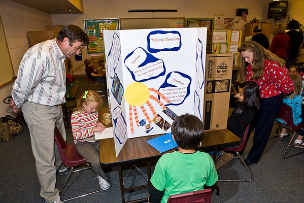 2009 CCS Norris 2nd Grade Science Fair