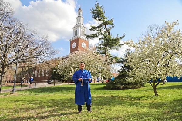 Haotian Graduation
