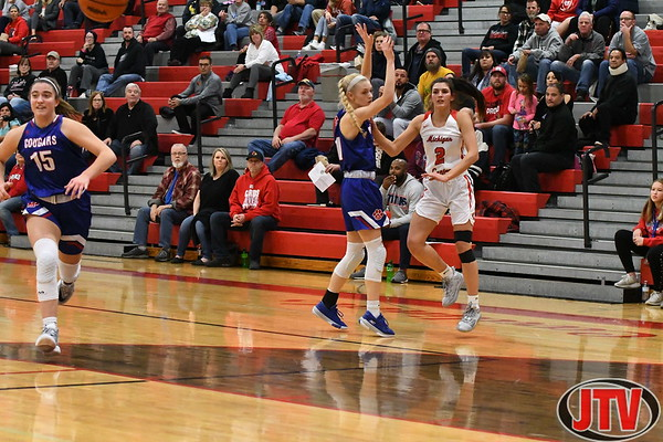 Lenawee Christian vs Michigan Center Girls Basketball 12-3-19