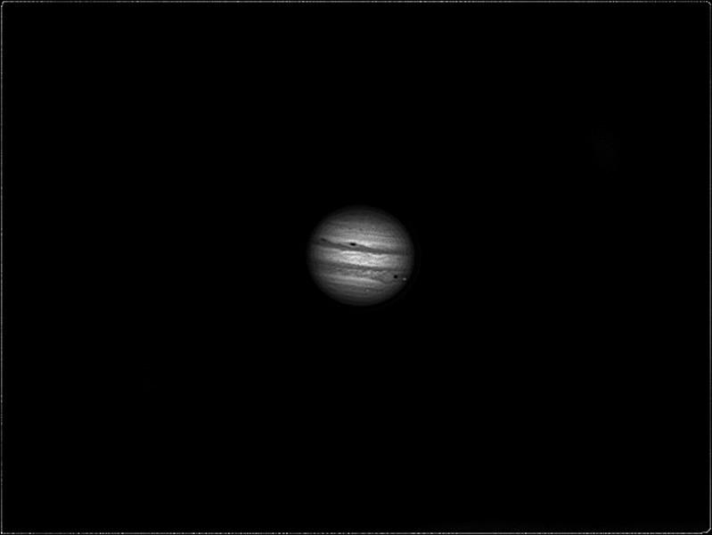 2. Transit of Io across Jupiters red spot plus the Moon Io..jpg
