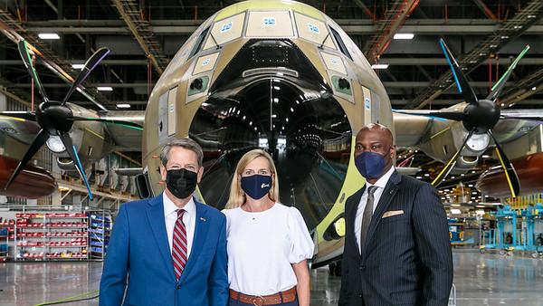08.26.2021 Lockheed Martin Visit