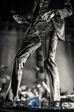 Nick Cave at Coachella