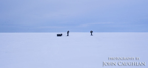 March 6-9, 2014  Winter Camping on Lake Superior