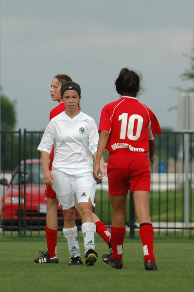 State Cup Game vs Lubbock Lone Stars