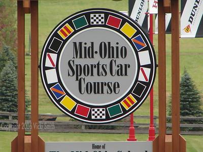 Mid Ohio AMA Race Weekend Two