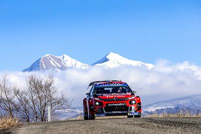 WRC Rallye Monte Carlo 2019