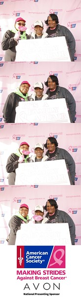 "American Cancer Society ""Making Strides"" 2019"
