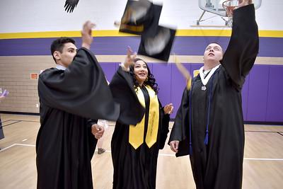 Eagle Grove Graduation 2018