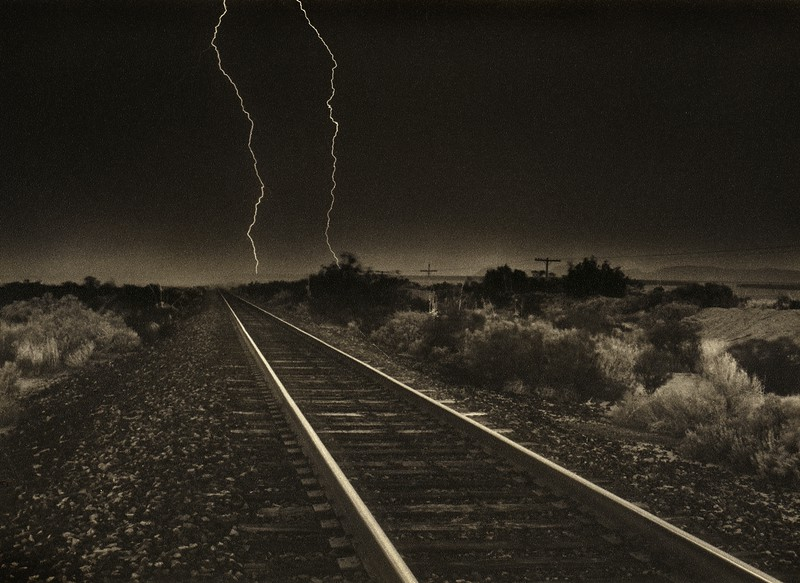 Twin Streaks, New Mexico