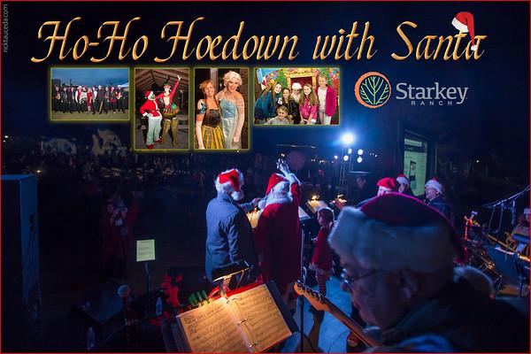 Ho-Ho Hoedown with Santa - Starkey Ranch