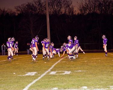 Chris Nixon Strasburg Rams Football 2011