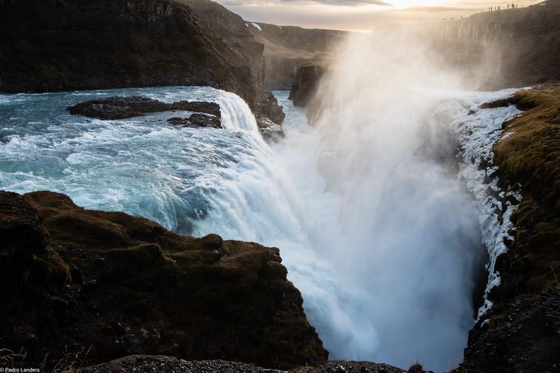 Gullfoss Falls 3