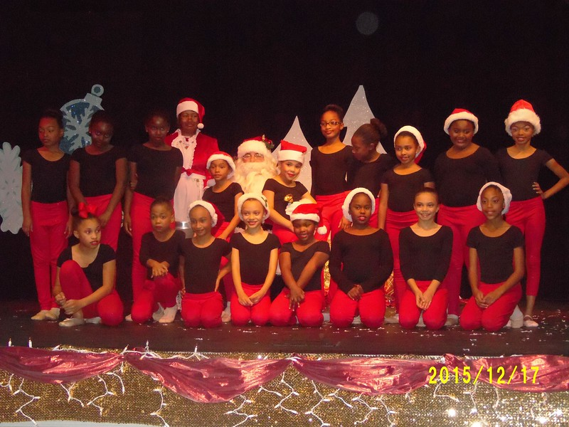 Ballet and tap class with Santa-Opelousas.jpg