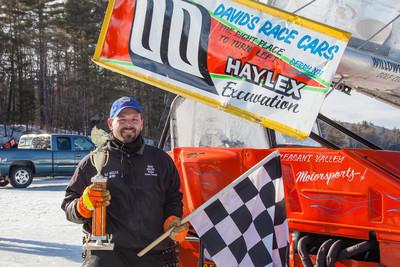 Week 6  -  2 March 2014 - Lakes Region Ice Racing Club
