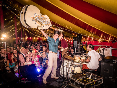 The Spunyboys, Atomic Vintage Festival 2017