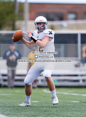 9/9/2017 - Varsity Football - Xaverian vs Everett