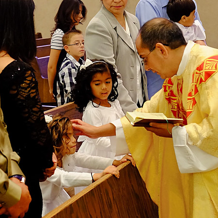 Maryana Baptism