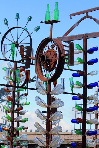 Bottle Tree Ranch Wheels