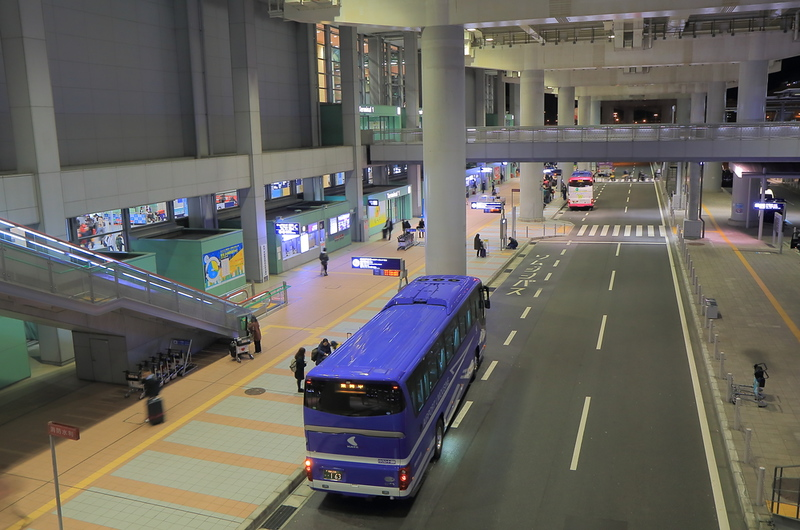 Kansai Airport Limousine Bus. Editorial credit: TK Kurikawa / Shutterstock.com