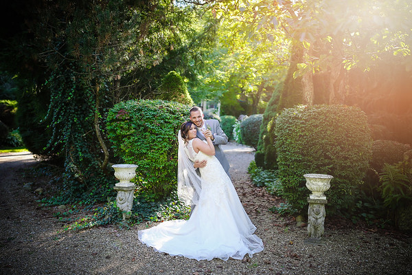 Jessica & Daren Wedding