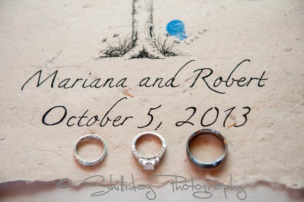 Mariana and Robert- Reception