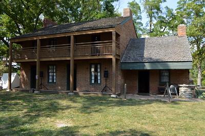 Clayville Historic Site IL