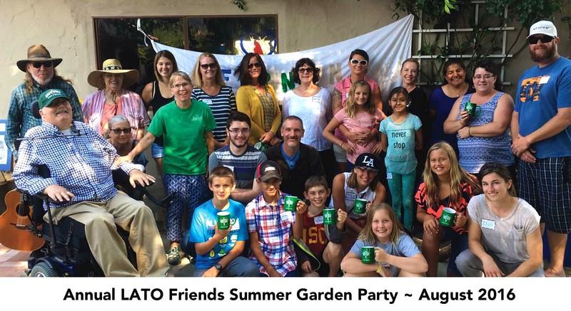 LATO 2016 Summer Party