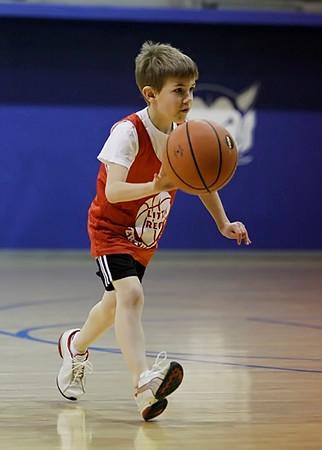 SN Boys Little Rebel Basketball 2011