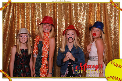 Macey's Bat Mitzvah