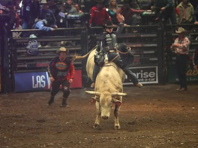 PBR Bull Riding as MSG Jan 08 Movie