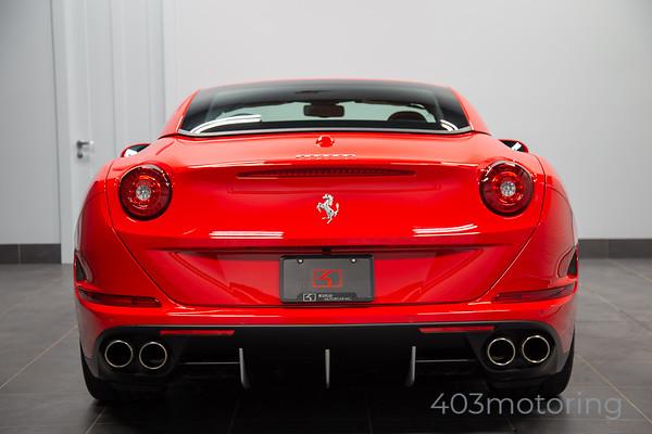 '17 California T - Rosso Corsa