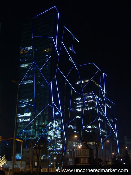 Modern Beijing Architecture - Beijing, China