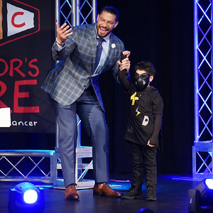 Roman Reigns - Connors Cure Kids Superstar Reveal