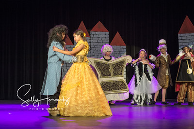 Beauty and the Beast (Candlestick cast)