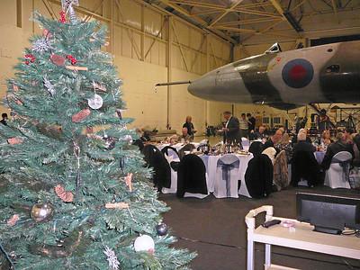 FODSA Xmas Party 7th Dec 2011