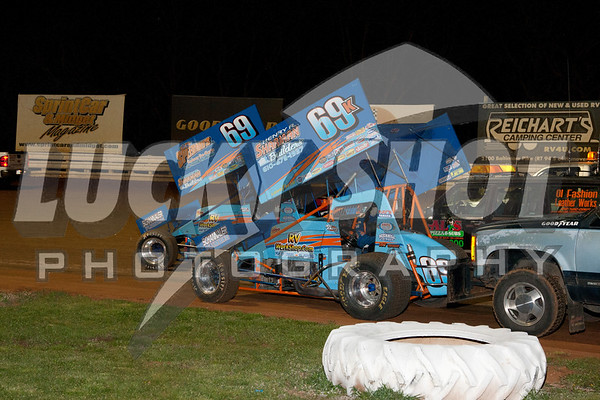 Williams Grove 410 and Super Late Models 3/30/12