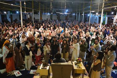 WEEK 4 (04.03. - 10.03.) - One Sangha Meeting