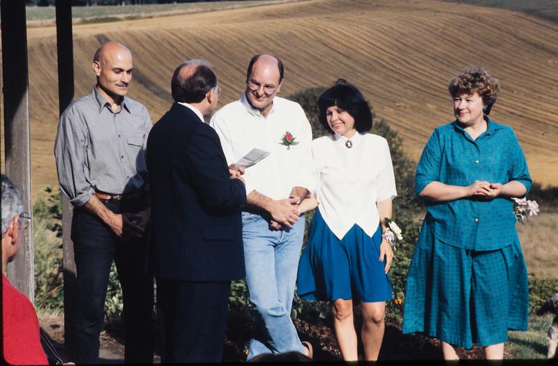 Marie & Roland Wedding