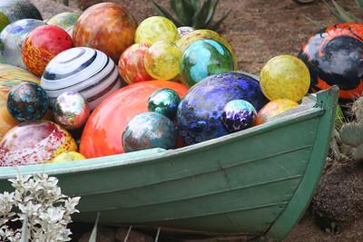 Arizona Botanical Garden & Chihuly Glass Exhibit 2009