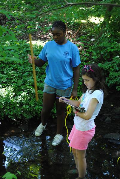 Summer Environmental Academy 2012