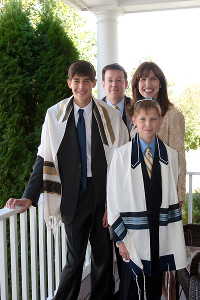 Adam Berenzweig's Bar Mitzvah, September 15, 2012